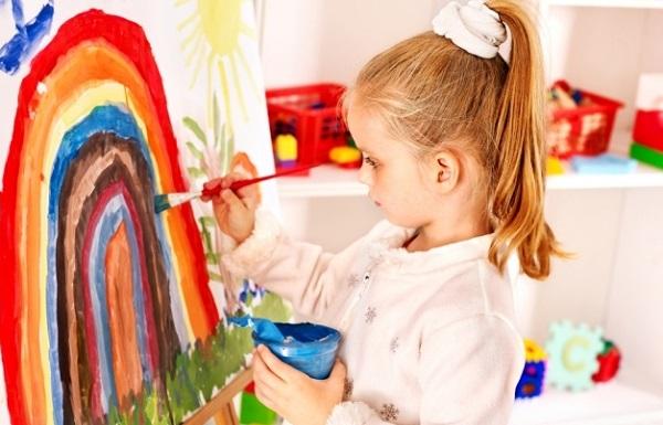 Дети создали портрет Магнитогорска