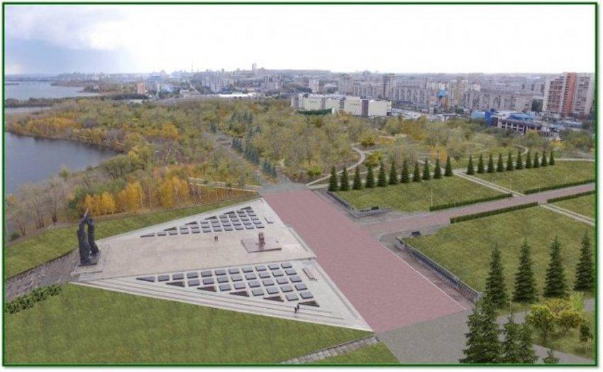 Что нового в парке Победы?