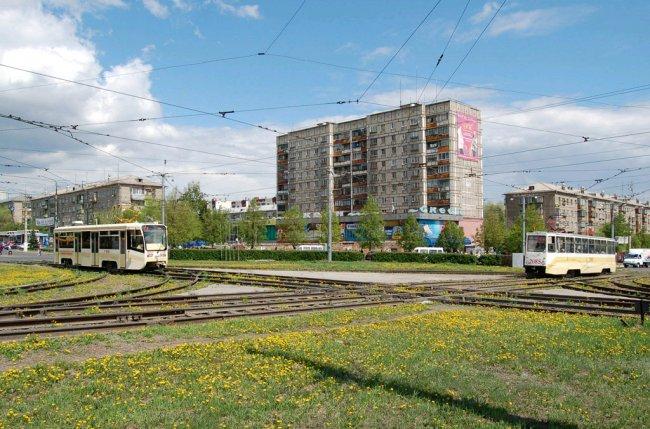 До июля в городе отремонтируют 11 трамвайных перекрёстков