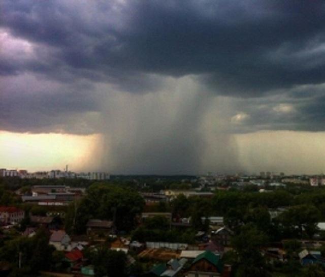 На нас идёт шторм