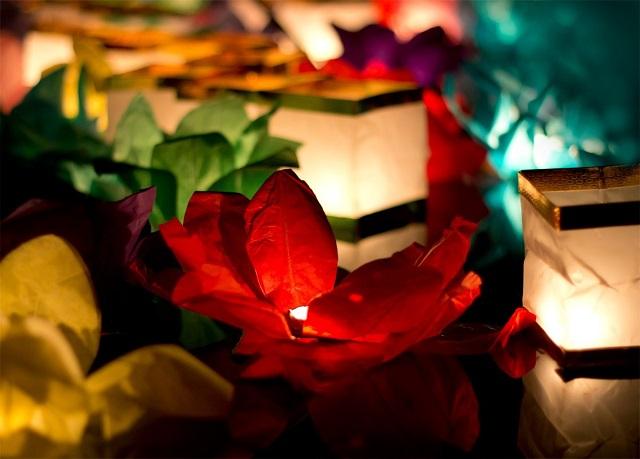 В Магнитогорске состоится фестиваль водных фонариков