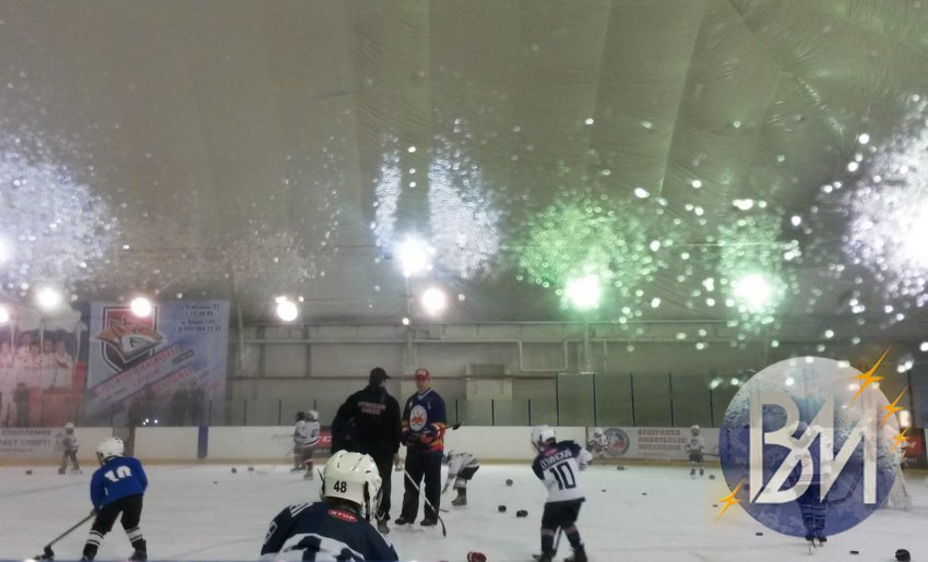 «Трус не играет в хоккей». Кулёмин дал мастер-класс