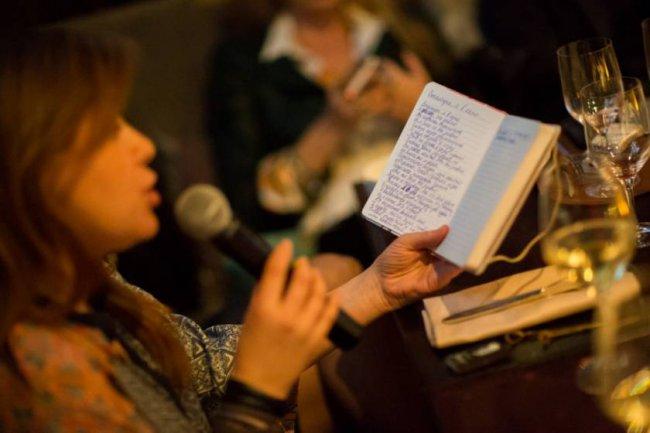 Открытый микрофон для городских поэтов