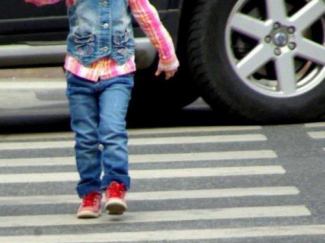 5-летний мальчик оказался под колёсами бесправника