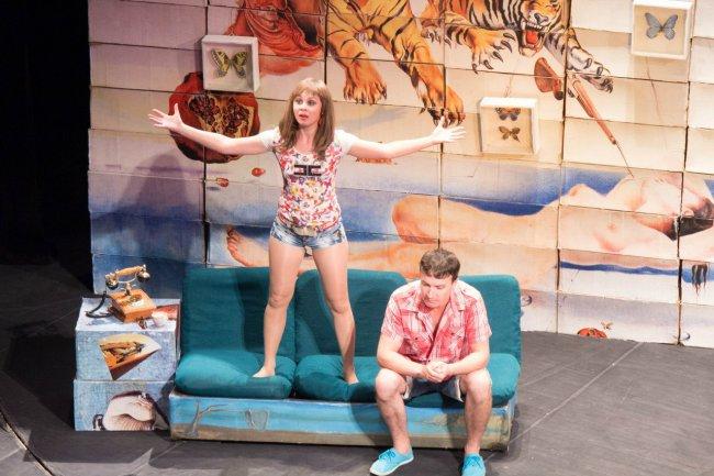 Молодёжь идёт в театр