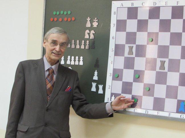 По шахматной доске к золотой медали