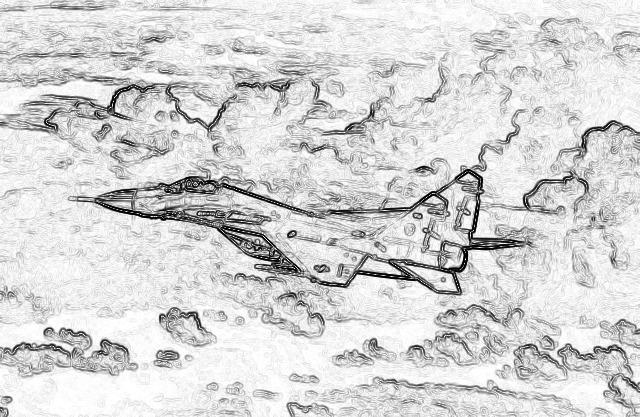 Над Магнитогорском кружат истребители