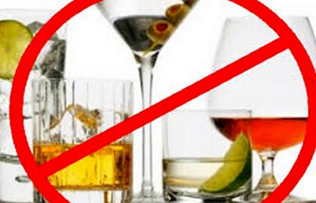 Магнитогорцам запретят пить по выходным