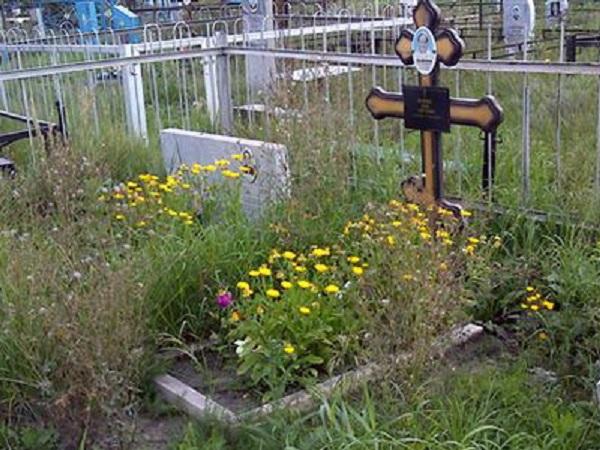На кладбище клещи не покусают