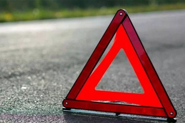 Две иномарки столкнулись на Белорецком шоссе