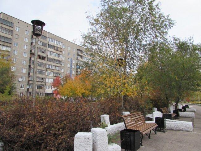 В сквере имени Ручьёва появится фонтан