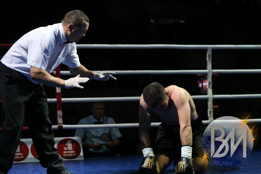 Магнитогорская земля оказалась несчастливой для африканских боксёров