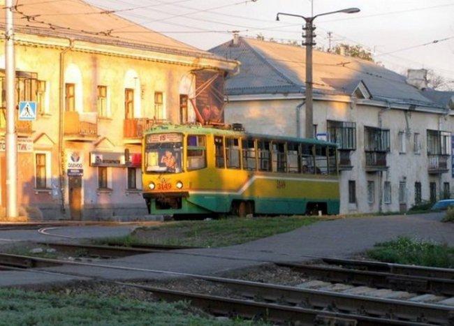От «Советской» до «Таможни» на трамвае не доедешь