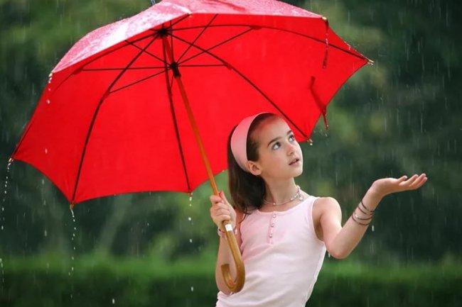 Синоптики ждут дождь