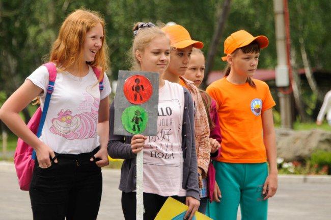 Безопасность детей на дороге – забота общества