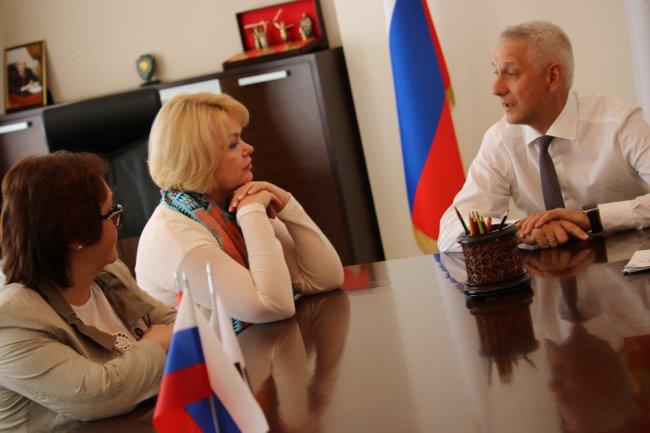В Магнитогорск приезжал министр