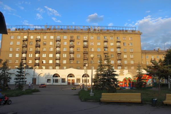 Здание бывшего кинотеатра «Мир» продано