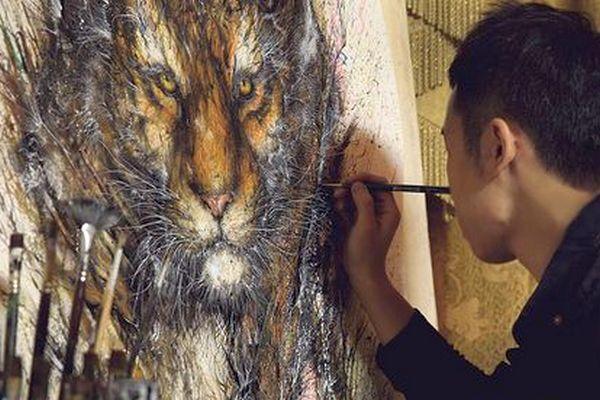 Любишь рисовать животных?