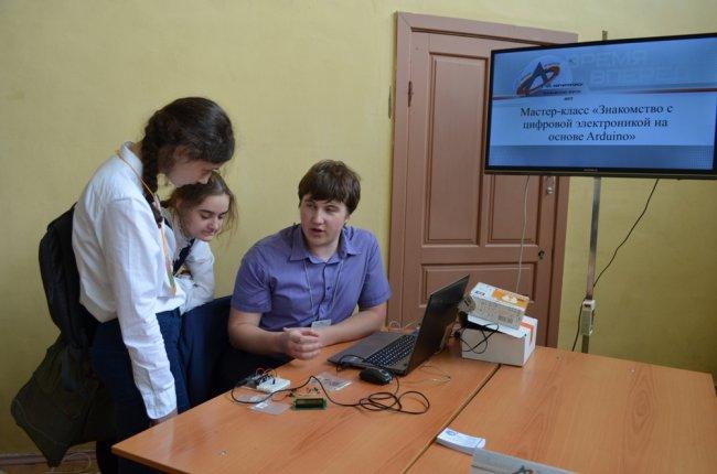 Детский технопарк появится в МГТУ
