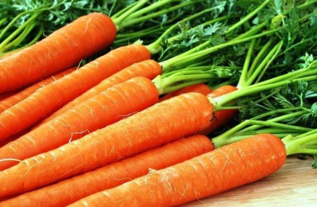 За морковкой приходи