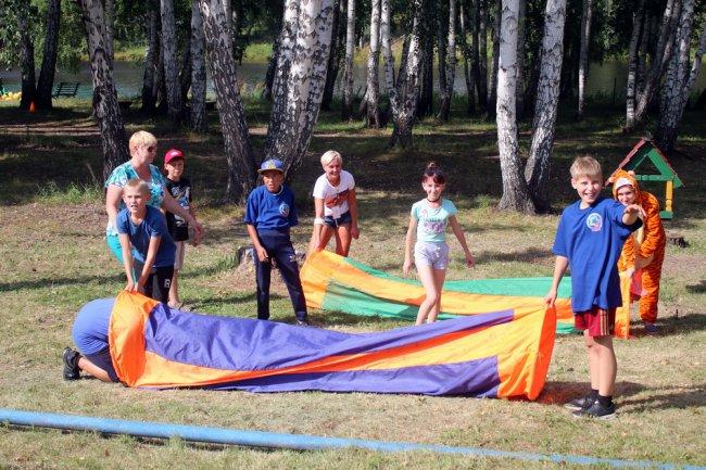 Последний кусочек лета в «Карагайском»