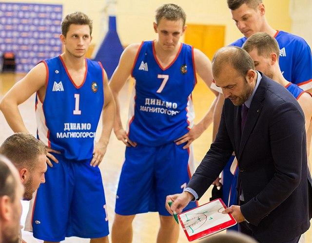 В Магнитогорск приедут баскетболисты из Ижевска