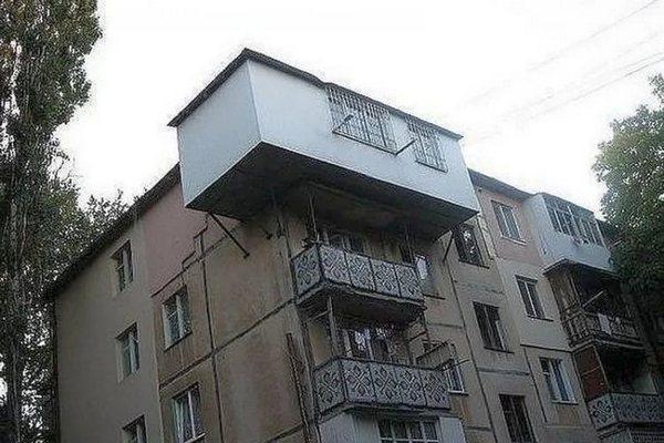 Как сделать балкон и проиграть суд?