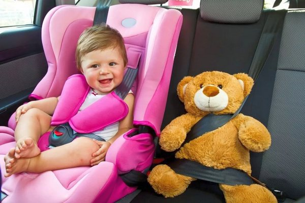 Как правильно выбрать детское кресло