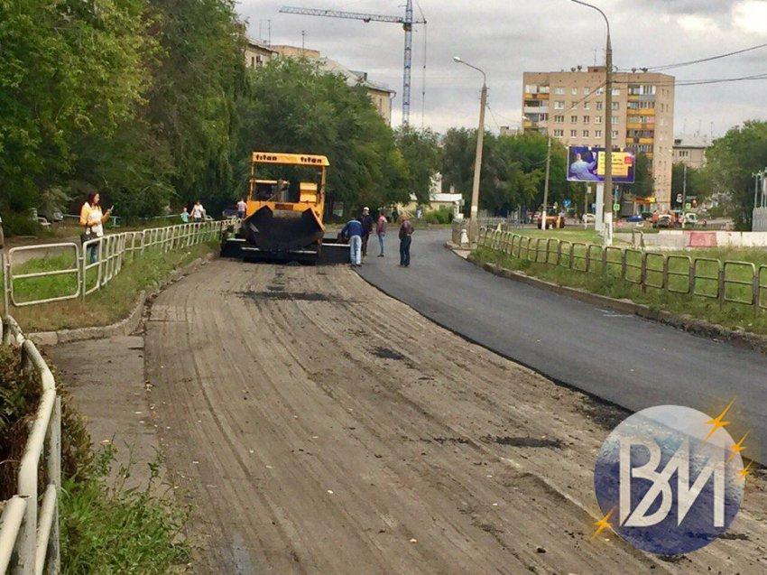 Дорожные ремонты в разгаре!