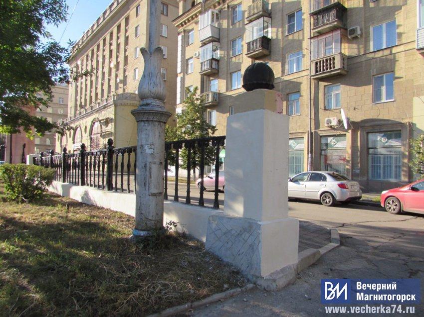 Сквер Металлургов не сдан в срок