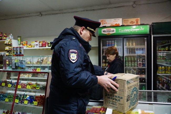 Тысячи литров «палёнки» изъято в Магнитогорске