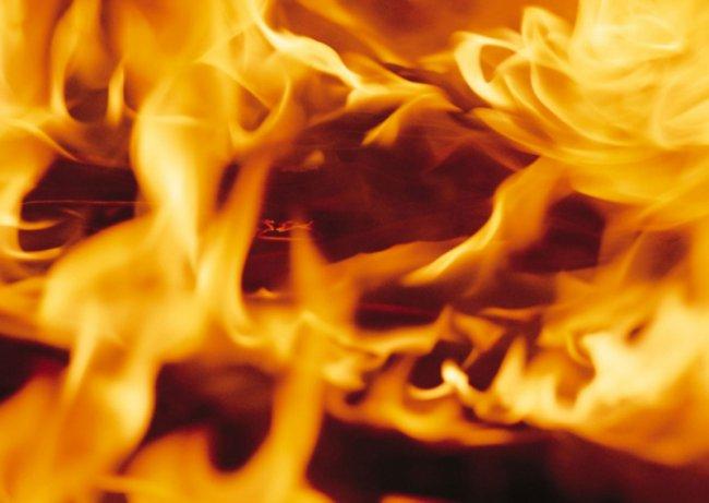 За неделю произошло десять пожаров