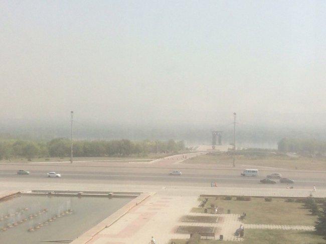 Борьба за чистый воздух вышла на федеральный уровень