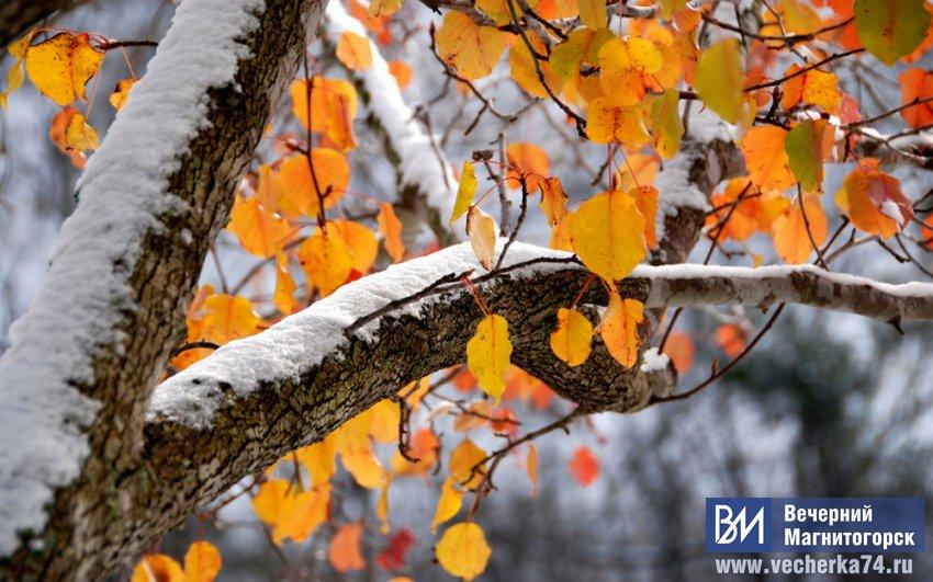 Крепитесь, зима близко