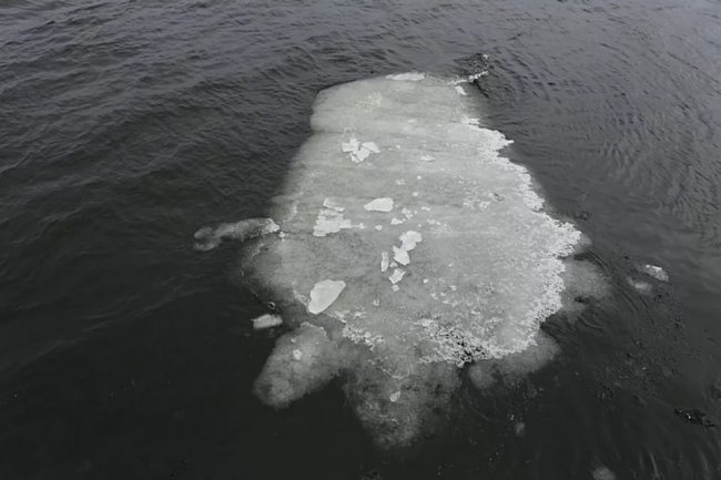Тонкий лёд не стал причиной смерти