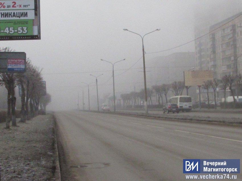 Белый воздух и снег
