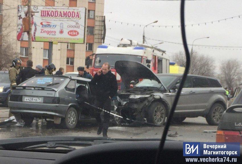 В ДТП на Ленина погиб молодой отец