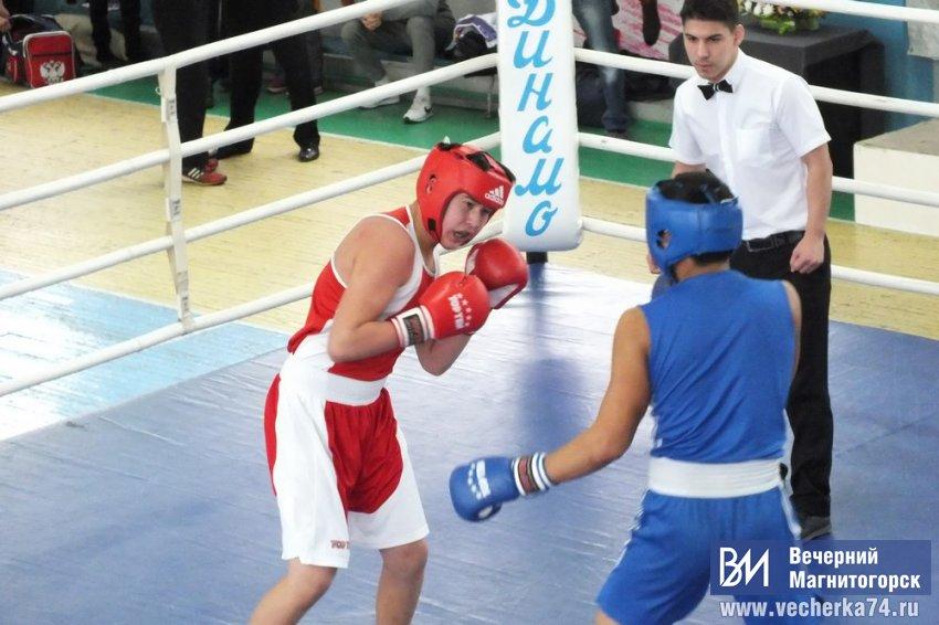 Держи удар, боксёр!