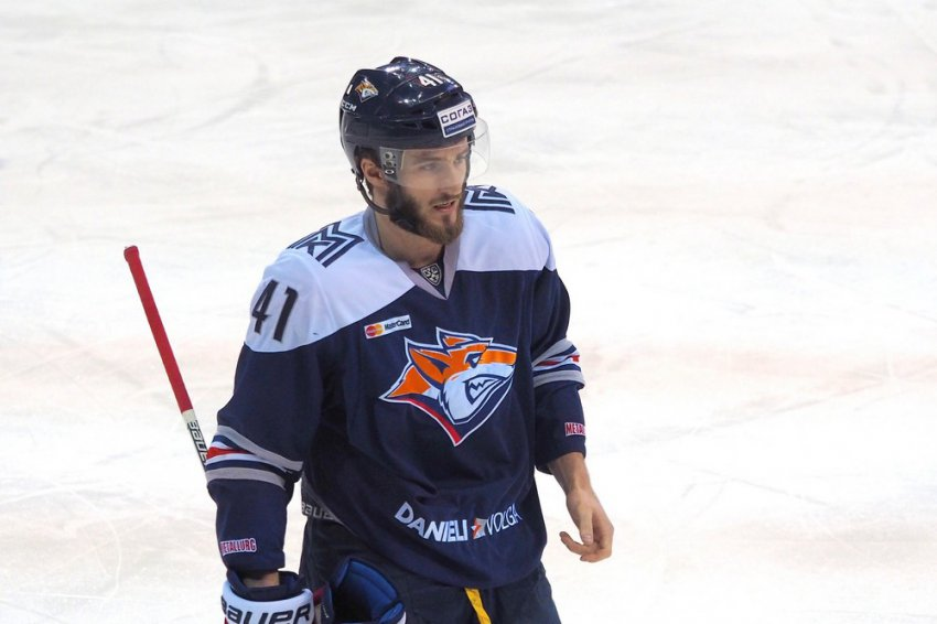 На лёд вернулся Томаш Филиппи