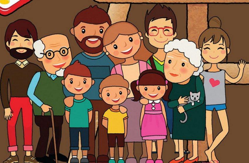 Ближе к искусству всей семьёй