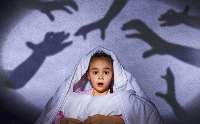 Как справиться с детскими страхами?