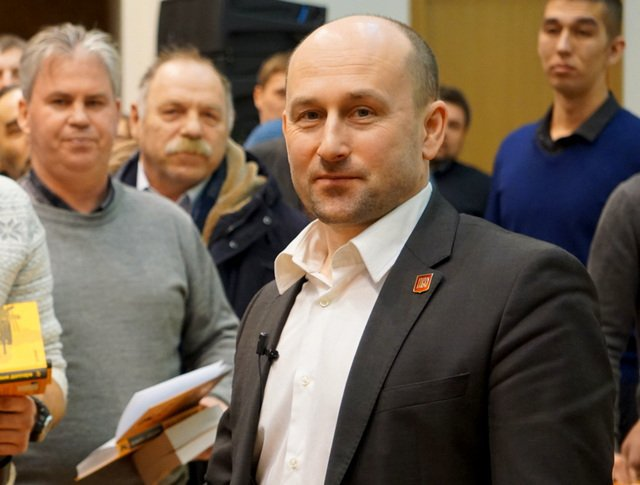 Николай Стариков: два дня в Магнитогорске