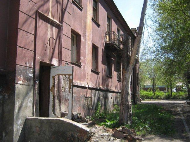 В Магнитке расселили полтора дома