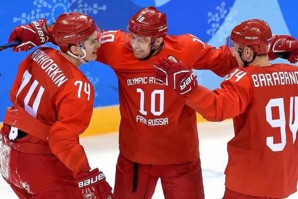 Россияне разгромили норвежцев
