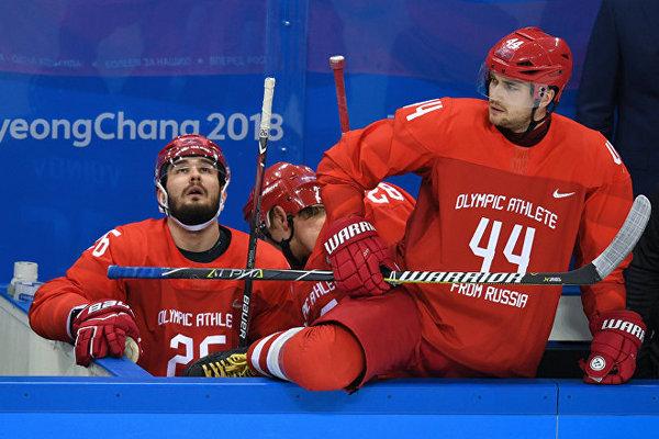 Дубровский поздравил олимпийцев
