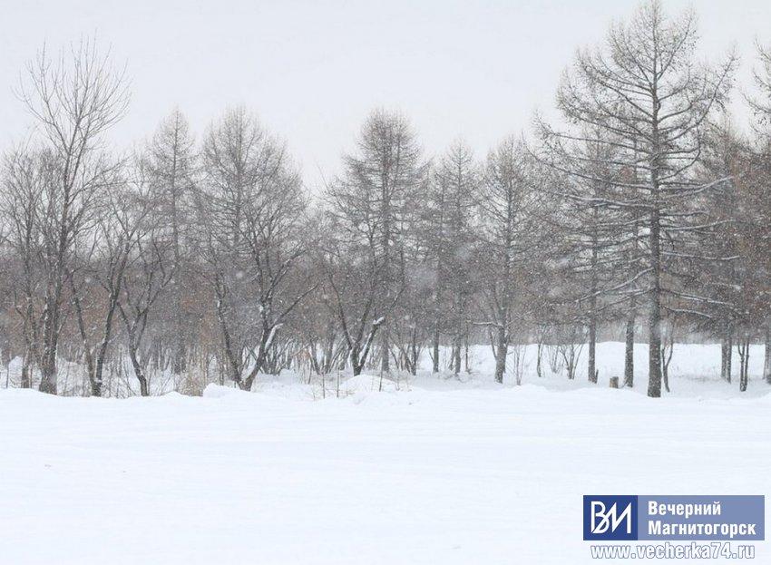 Снег, солнце и ветер