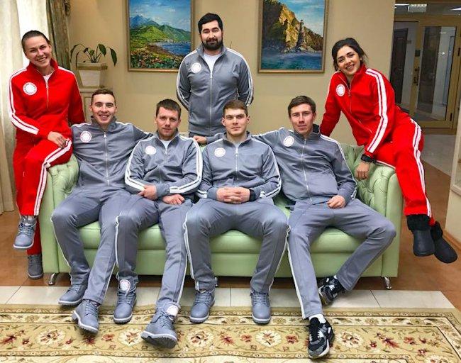 Магнитогорская спортсменка прибыла на Сахалин