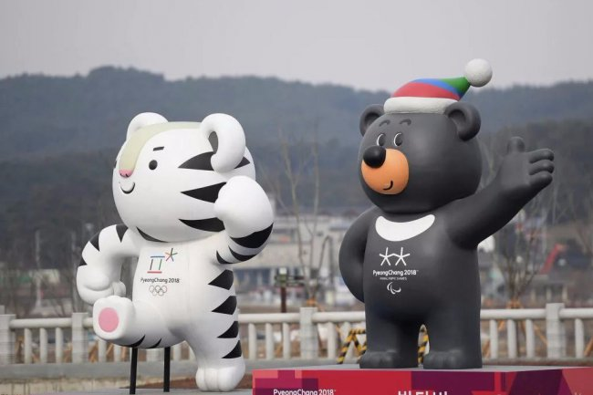 Начались скандальные Олимпийские Игры
