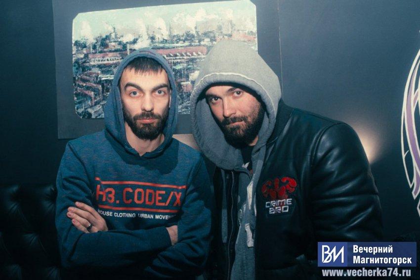 Лёша и Миша едут в Москву