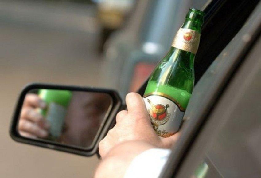 На 2 года за пьяное вождение